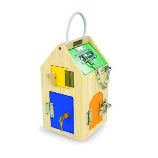 Locks Puzzle Box