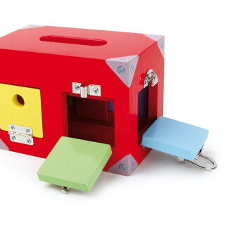 Toy Lock Box