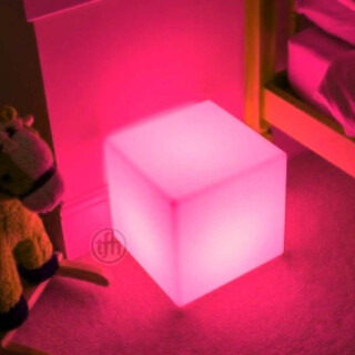 Colour Morphing Cube