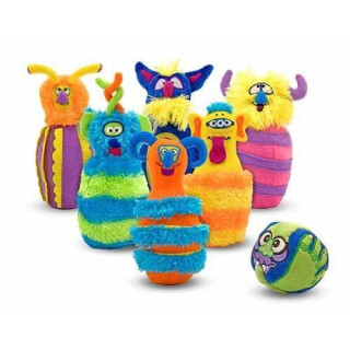 Tactile Monster Bowling