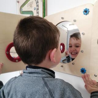 UTGÅTT!! Mystiska Spegeln