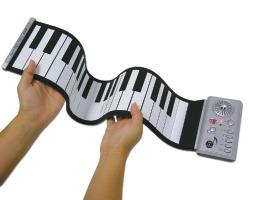 Roll-Up Piano - Musical Instrument Special Needs Toy