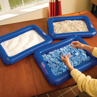 Inflatable Sensory Trays - Messy Play Special Needs Toy