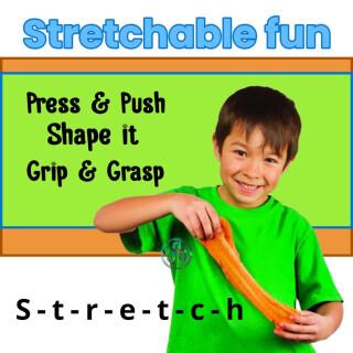Stretchable Dough - Materials Sensory Toy