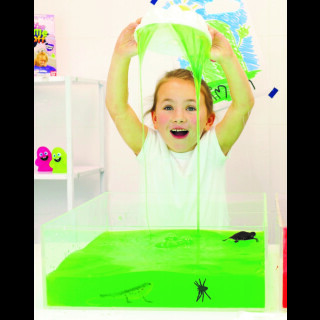 Slime Play Sensory Fun