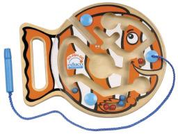 Magnetic Marble Maze Fish - LIMITED SUPPLY