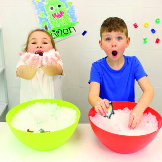 Sno Play Sensory Fun