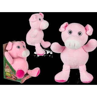 Talking Plush Pig
