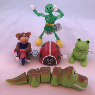 Wind Up Toys - Set Of 5