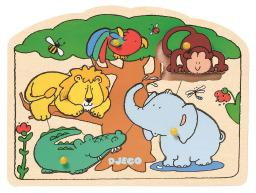 Animal Sound Puzzles- set 2