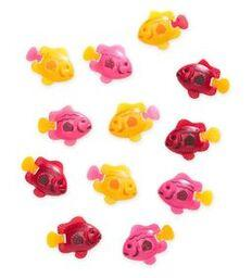Set of 12 Small Fish