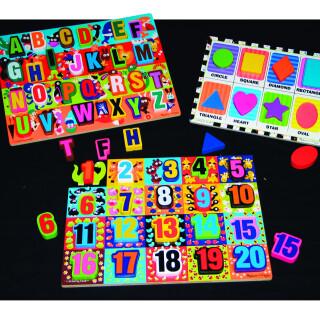 Basic Chunky Puzzle Kit