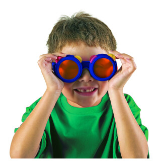 Colour Mixing Glasses - Bright Sensory Toy