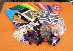 Animal Creativity Craft Pack