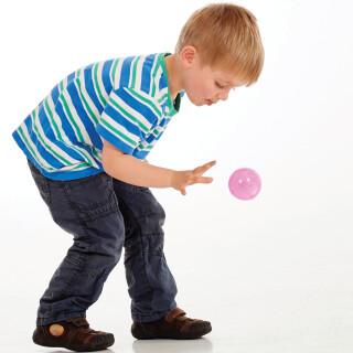 Sensory Rainbow Glitter Balls - Set of 7