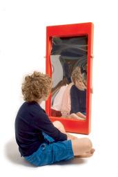 Distortion Mirror Sensory Toy