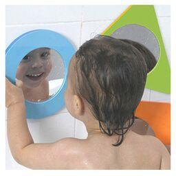 Mirror, Three Magic Foam Shapes