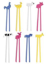 Farm Sticks Set of 8