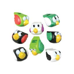 Funny Bird Whistles Set of 12