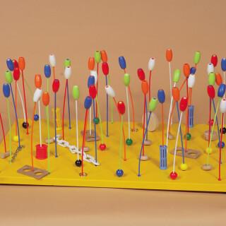 Large Lollipop Jungle - Fine Motor Sensory Toy