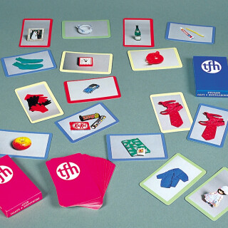 Lotto, Pairs and Snap, Card Game