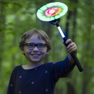 Light-Up LED Wand - Sensory Toy