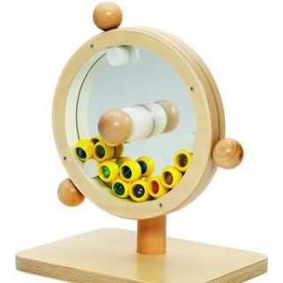 Mirror Marble Wheel - Mirror Sensory Toy
