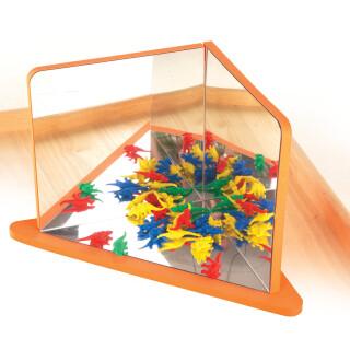 Infinity Corner Mirror Toy - Visual Sensory Toy