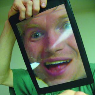 Funny Face Frame x2
