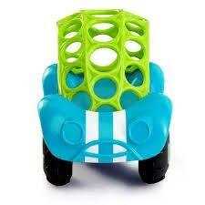 Easy Grasp, OBall Rattle and Roll Car:- Colour: Red