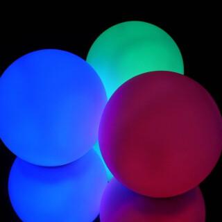 "Rainbow Orb 9.5"" - Sensory Light Ball"