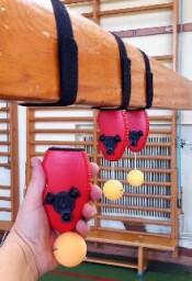 Attatch Bolley & Swing Ping Pong kardborreband