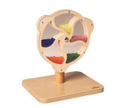 Rotating Bead Wheel