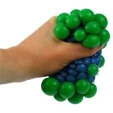 Gel Mesh Squishy Ball Fidget