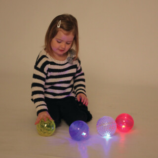 Sensory Flash Balls
