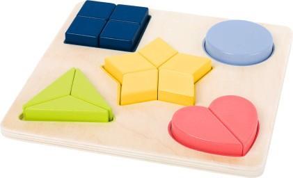 Shape-Fitting Puzzle