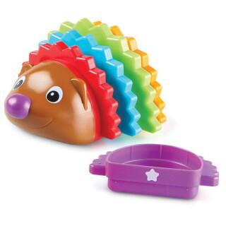 Spike the Hedgehog Rainbow Stackers