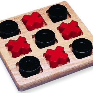 Sensory Tic-Tac-Toe Game