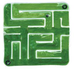 Gel Maze