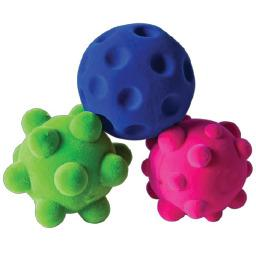 Stress Balls Set of 3