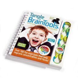 Learning with Tangle Braintools Hardcover Book