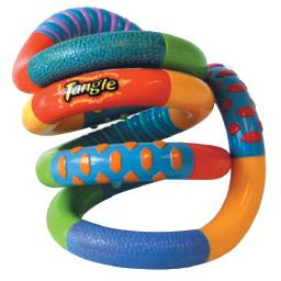 Texture Tangle Fidget Toy - 5 Wonderful Textures