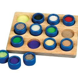 Touch N' Match Board - Tactile Sensory Game