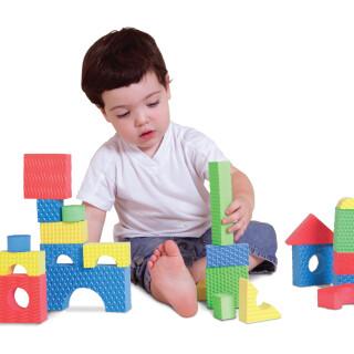 Textured Blocks