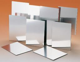 Mirror, Acrylic Set of 10 - in 3 sizes