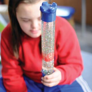 Sensory Glitter Tube - Fascination