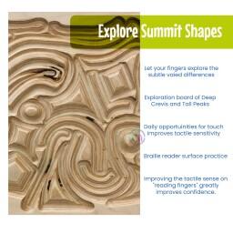 Tactile Terrains - Wall Panels Set