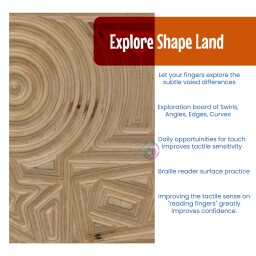 Tactile Terrains - Wall Panels Set