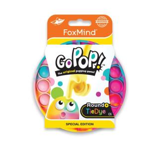 Go Pop! Roundo Tie Dye - Pop Fidget Toy