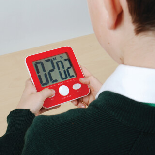 Jumbo Timer - Time Sensory Toy
